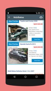 Mobil Bekas Indonesia screenshot 3