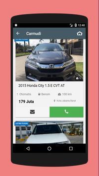 Mobil Bekas Indonesia screenshot 1