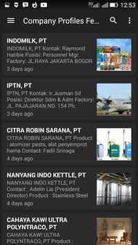 Indonesia Industrial Estate apk screenshot