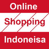 Online Shopping in Indonesia icon