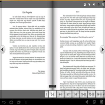 Kisah Dunia Paralel - Novel apk screenshot