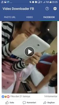 Video Downloader FB poster