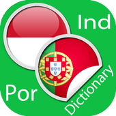 Indonesian Portuguese Dictionary icon
