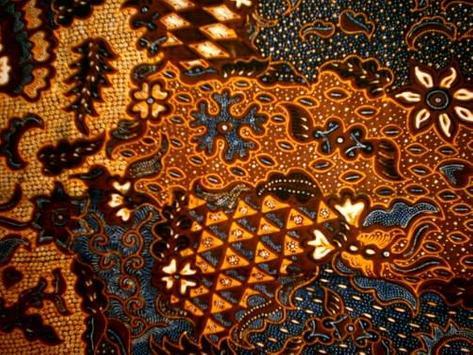 Indonesian Batik Design screenshot 1