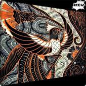 Indonesian Batik Designs icon