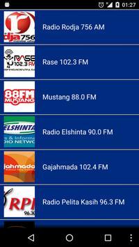 Radio Indonesia poster