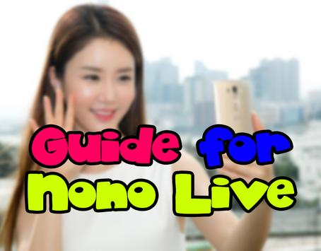 Guide for Nonolive Pro Free poster