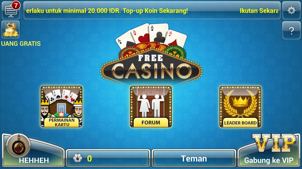 Hot Game Capsa Susun Poker For Android Apk Download