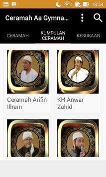 Ceramah Aa Gim Terbaru screenshot 6