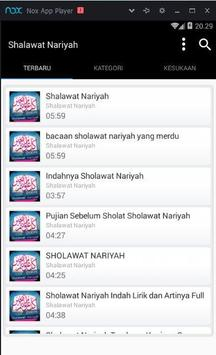 Shalawat Nariyah Terbaru Mp3 poster