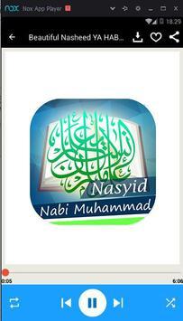 Nasyid Nabi Muhmmad Mp3 screenshot 6