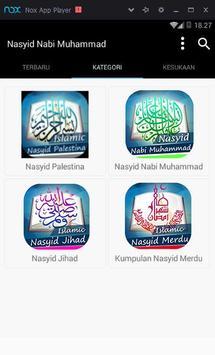 Nasyid Nabi Muhmmad Mp3 screenshot 9