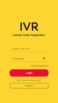 IVR poster