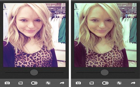 Cupslice selfie editor apk screenshot