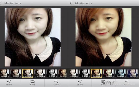 Editing camera 360 screenshot 6