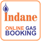 Indane GAS Online Booking icon