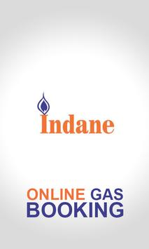 Indane GAS Online Booking poster