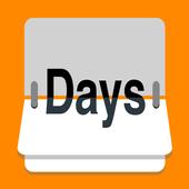 Countdown Days- Event&Widget icon