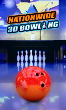 Nationwide 3D Bowling screenshot 4