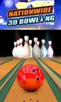 Nationwide 3D Bowling screenshot 5