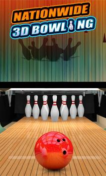 Nationwide 3D Bowling screenshot 8