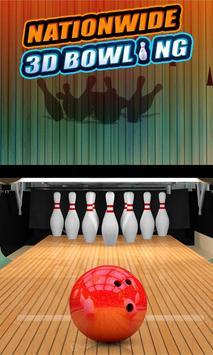 Nationwide 3D Bowling screenshot 2