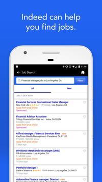 Indeed Job Search स्क्रीनशॉट 1