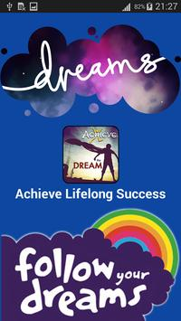 Achieve the Core To Success poster