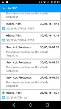 eSigna Mobile screenshot 3