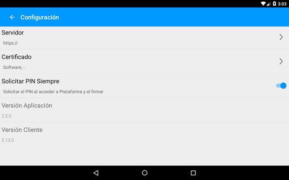 eSigna Mobile screenshot 7