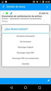 eSigna Plataforma apk screenshot