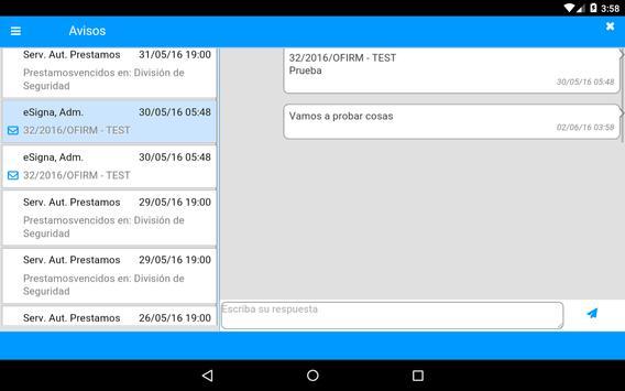 eSigna Mobile screenshot 9