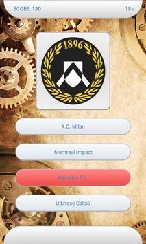 The Football Logo Quiz apk screenshot