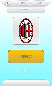 The Football Logo Quiz Apk Screens