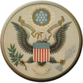 July 4, 1776 Independence Day icon