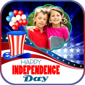 USA Independence Day Frames HD icon