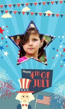 USA Independence Day Frames HD apk screenshot