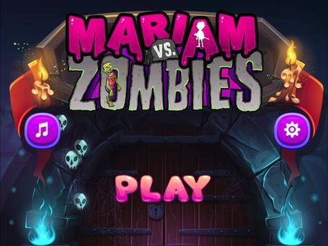 Mariam vs Zombies screenshot 11