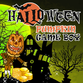 Halloween Pumpkin Game Boy icon