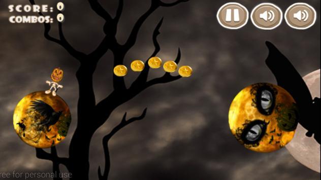 Halloween Pumpkin Game Boy apk screenshot