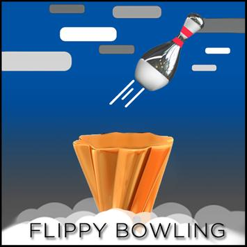 Flip Bowling Challenge apk screenshot