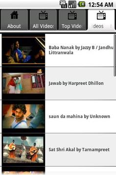 Punjabi Janta Videos screenshot 1