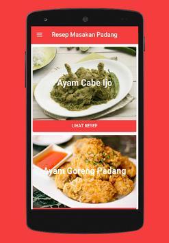 Delicious Padang Recipe screenshot 1