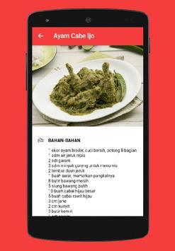 Delicious Padang Recipe screenshot 2