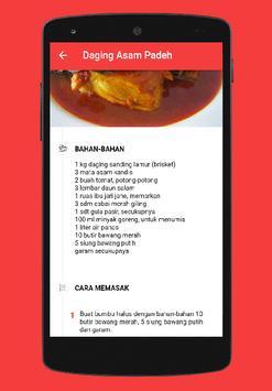 Delicious Padang Recipe screenshot 4