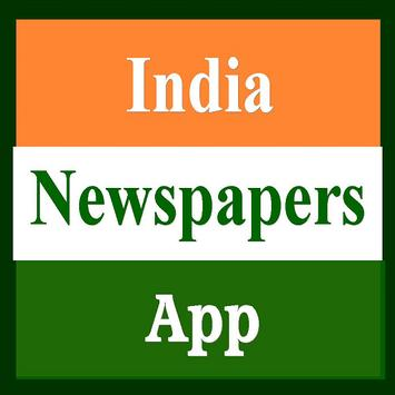 India Newspapers App poster