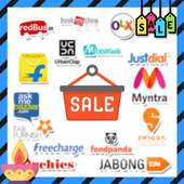 All in One Online Shopping app icon