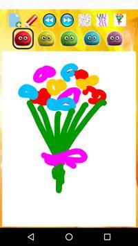 Baby's Drawing App apk screenshot