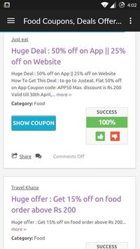 India e Coupons poster