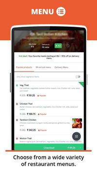 foodpanda: Food Order Delivery, Join Crave Party apk screenshot